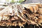 Горбыль, пиленный и 3 метровый на дрова