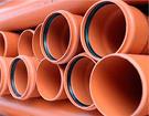 Трубы ПВХ для наружней канализации