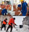 Услуги русских рабочих. Разнорабочие и мастера