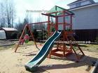Сборка и установка детских игровых площадок