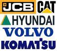 Запчасти для спецтехники volvo, caterpillar, jcb