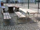 Скамейки и столики для дачи Калязин