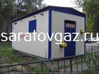 газорегуляторный пункт блочный   ПГБ-50 с ГО , ПГБ-100 с ГО , ПГБ-50-2
