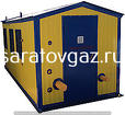 газорегуляторный блочный ПГБ-50 с АОГВ , ПГБ-100 с АОГВ , ПГБ-50-2 с А