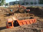 Земляные работы, демонтаж, подготовка территории под строительство