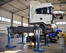 Плановое ТО коммерческого и грузового транспорта.