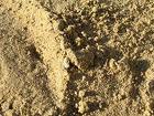 Песок, доставка.