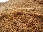 Песок,глина и др.