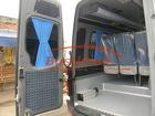 Шторки на микроавтобус Фиат Дукатоя. Турецкие штор