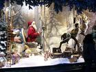 Рождественское оформление  витрин