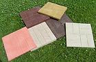 Песчано-полимерная тротуарная плитка