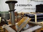 Воронка водосточная чугунная 150 мм 100 мм