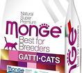 Корм суперпремиум для кошек Monge (Монже) 10 кг