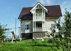 Дом 111 м² на участке 15 сот.