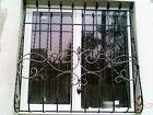 Решетки на окна. Двери решетчатые. Ограждения.