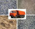 Доставка щебня,песка,торфа,отсева,скалы Екат. и Обл.