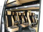 Компания БасЮнион осуществляет замену сидений