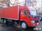 Услуги грузового такси в Красноярске