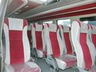Замена сидений в микроавтобусе Компани