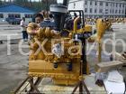 Двигатель Shanghai SC11CB184G2B1/C6121ZG57 Евро-2 на бульдозера SD16
