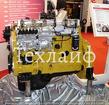 Двигатель Shanghai D6114ZG1B Евро-2 на бульдозера LiuGong CLGB160.