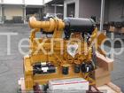 Двигатель Shanghai C6121ZG19C Евро-2 на погрузчики Changlin ZL50H, Fot