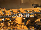 Двигатель Shanghai D6114ZGB50 Евро-2 на погрузчик XCMG LW540F.