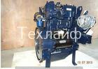 Двигатель Shanghai ZN390Q Евро-2 на дорожные катки Lutong LTC3B, LTC4B