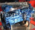 Двигатель Shanghai SC9DK300Q3 Евро-3 на грузовики.