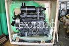 Двигатель Weichai-Deutz WP6G125E22/TD226B-6G Евро-2 на погрузчики Foto
