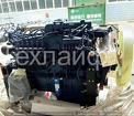Двигатель газовый Weichai WP12NG330 Евро-5 на самосвалы, тягачи МАЗ, К