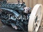 Двигатель Sinotruk WD615.87 Евро 2 на Howo