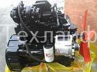 Двигатель Cummins 4BTA3.9-C125 Евро-2 на грузовую и строительную техни