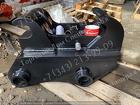 Квик каплер, быстросъём для экскаватора Doosan DX300 LC
