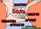Боль Артрит Артралгия Спина Радикулит