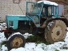 Трактор МТЗ-80 с документами, б/у