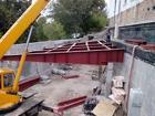 Межэтажные перекрытия из металлического двутавра