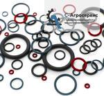 кольца резиновые уплотнительные 110 мм.