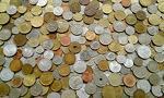 Иностранные монеты № 3