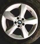 Б/у запчасти для BMW X5 II (E70) Колёсные диски, покрышки Кузов