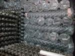 Оцинкованная сетка рабица ( для заборов) Фатеж