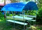 Беседка «Анна» для сада и дачи. Низкие цены.