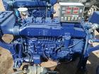 Двигатель судовой бу  Weichai WD10C260-17 с гидравлическим реверс-ред