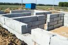 Фундаментные стеновые блоки ФБС железобетонные в наличии