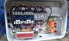 Блок-управления в сборе для односкоростной тали с электр. тележкой