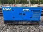 Генератор GEKO 40000, 44 кВА