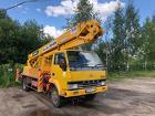Услуги, аренда автовышки 14 м - 45 м в Ярославле и области Свой автопа
