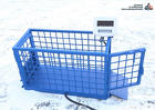 Весы для животных. Напольные весы для КРС ВП-С 3000 кг (3 тонны)