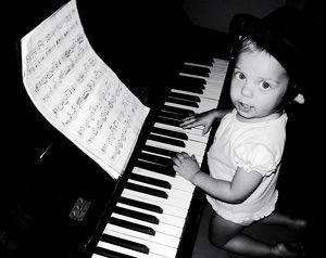 Ранние занятия музыкой развивают головной мозг