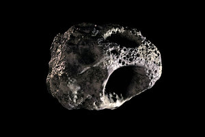 Осколки челябинского метеорита выставлены на аукцион